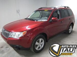 2010 Subaru Forester MAGS** EN EXCELLENTE CONDITION