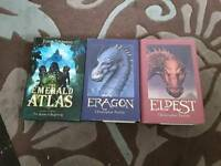 // NOW REDUCED \\ Eragon book set