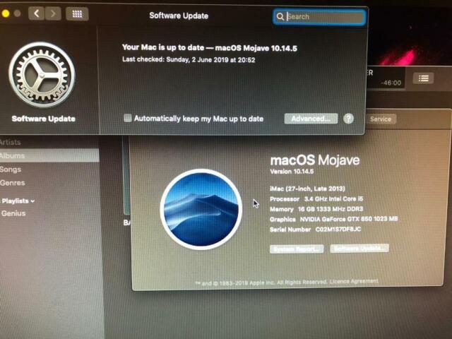 Gaming PC/Apple iMac Mojave | in Norwich, Norfolk | Gumtree