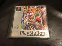 PlayStation 1 pandemonium game. Ps1