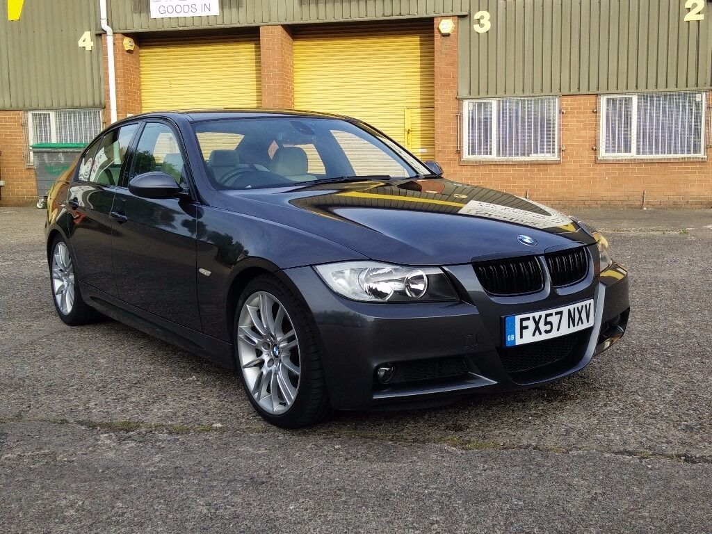 2007 bmw e90 325i msport not 330 320 318 in. Black Bedroom Furniture Sets. Home Design Ideas