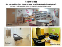 Room to rent for businesses (full-time or part-time)