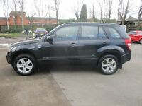 2006 06 SUZUKI GRAND VITARA 1.9 DDiS BLACK 5DR 2 KEYS FULL HISTORY LONG MOT JUST SERVICED PX SWAPS