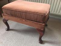 Gorgeous Parker knoll footstall excellent condition