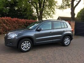 VW TIGUAN - LOVELY CONDITION THROUGHOUT - Milage 57154