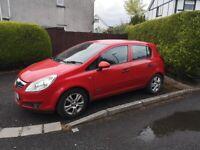 Vauxhall, CORSA, Hatchback, 2010, Manual, 1248 (cc), 5 doors