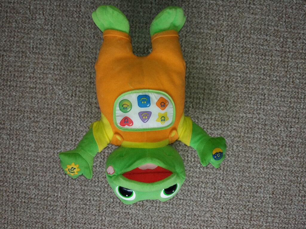 LeapFrog Hug&Learn baby TAD