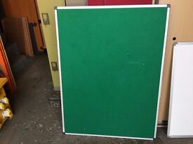 FELT NOTICE / PIN BOARD 1200mm X 900mm