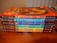 Beast Quest Books 1 -54 (ideally selling in sets of 6)