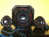 Philips SPA5300 2.1 Computer speakers