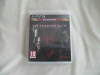 Metal Gear Solid: The Phantom Pain PS3