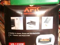 Free ATK (German) mini bake oven