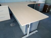 maplr executive managers office desk