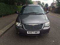 Chrysler Grand Voyager Automatic, DIESEL, FULLY DISABLED, MOT 08/08/2017