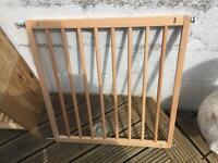 Babydan no trip stair gate