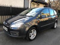 Stunning Ford Focus 1.6 C-Max 56 plate only 67,000 Miles