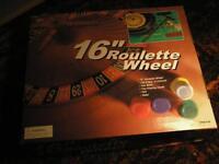 ROULETTE game....unused