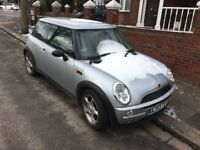 2003/53 Mini 1.6 clean car spares or repairs / export £575