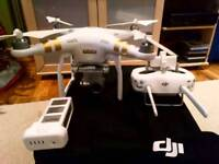 DJI Phantom 3 Professional 4K (Discounts for payments by Bitcoin, Litecoin or Etherium)