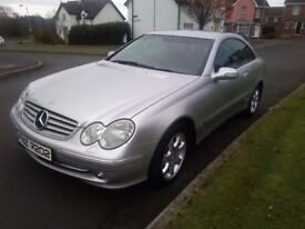 Mercedes C class auto CLK mint mot 2018 driving perfect merc hist stamped beautiful example2owners
