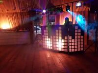 Complete Mobile Disco DJ Business - ALTO PA System - LED Lighting - Ready to Go