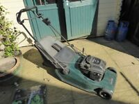 Hayter 48 Lawnmower