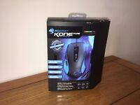 ROCCAT Kone Pure Color Polar Blue - Core Performance Gaming Mouse
