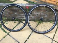 Front and wheel 700c road bike wheels
