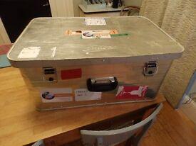 Enders 80 litre aluminium box