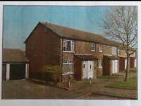 Blackwood; Two Bedroomed upper cottage flat