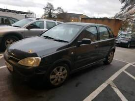 Corsa 1.7 DTI for sale or swap