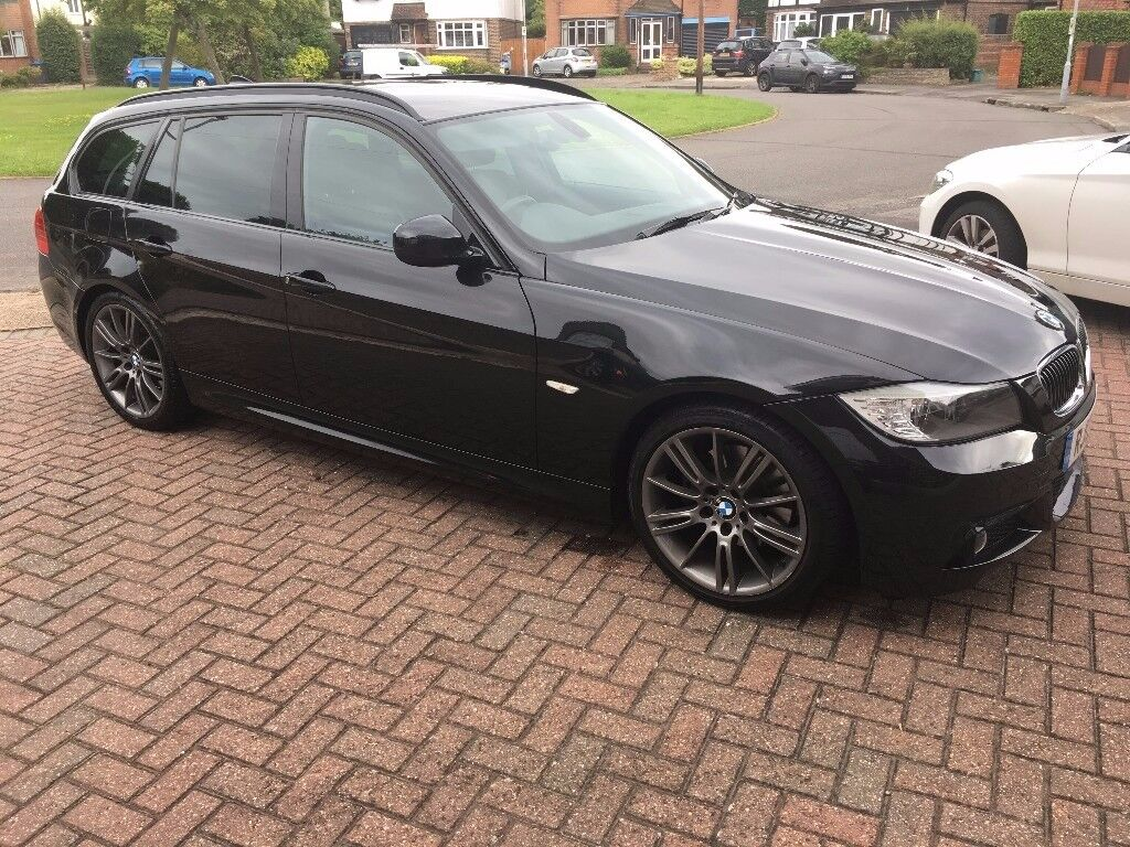 2012 12 BMW 3 SERIES 2.0 320D SPORT PLUS EDITION TOURING 5DR 181 BHP DIESEL