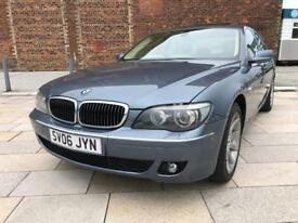 STUNNING 2006 06 BMW 740 AUTOMATIC / FULLY LOADED / SAT NAV