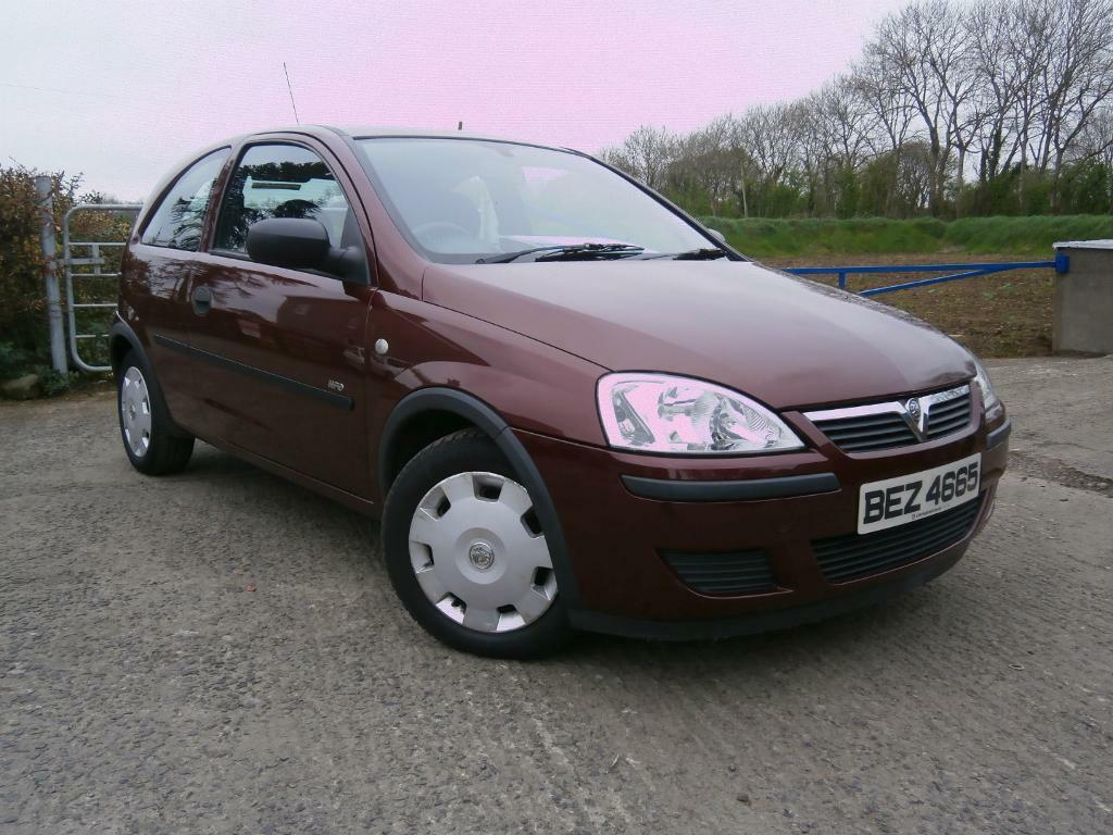 2005 vauxhall corsa life twinport mot march 2015 low. Black Bedroom Furniture Sets. Home Design Ideas
