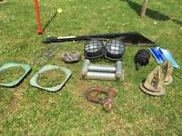 Parts for a Land Rover defender or disco