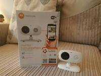 MOTOROLA HOME CCTV CAMERA/PET CAM