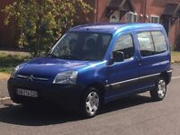 2005 Citreon Berlingo MPV 1.9D (LHD) LEFT HAND DRIVE