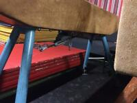 Gym gymnastic horse pommel equipment