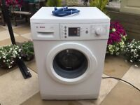 7KG BOSCH EXXCEL WASHING MACHINE,LED DISPLAY (Can Delivery)