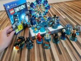 PS4 Lego Dimensions character and board set