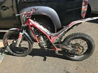 Gasgas txtR 300 trials bike