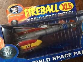Fire ball XL5 boxed in perfect condition