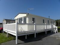 ABI Vista Static Caravan For Sale on Popular Family Park with Direct Access to the Beach