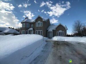382 000$ - Maison 2 étages à vendre à St-Charles-Borromée
