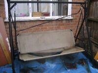 FREE,--FREE, --garden hammock swing
