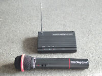 IMG Stage Line TXS-100 Wireless Microphone Set