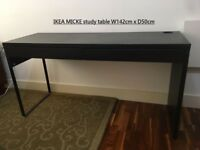 IKEA MICKE study or computer desk -- Great Condition