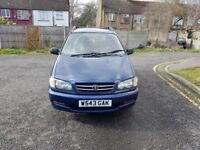 2001 Toyota Picnic 2.0 SE Limited Edition 5dr (6 Seats) Automatic @07445775115