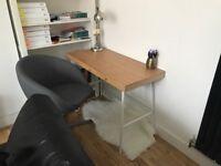 LILLASEN (LILLÅSEN) Desk Bamboo