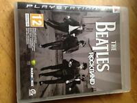 The Beatles Rockband.